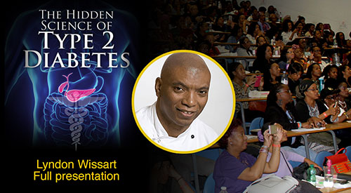 Lyndon Wissart – Full Presentation – The Hidden Science of Type 2 Diabetes